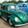 Flew Bug (#0004) - 1952 Green Beetle - Split Window (Crotch Cooler with Turbocharged 2387)