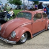 The Oval (#0105) - 1957 Beetle (Coral, sunroof deluxe)