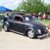 Baby Black (#0110) - 1957 Beetle (Black)