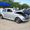 Polar Expressed (#0113) - 1957 Beetle (Polar Silver Rag Top)