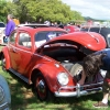 Reggie (#0202) - 1960 Beetle (Red Rag Top)