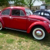 mr.beetle (#0207) - 1963 Beetle (ruby red)