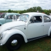 VW Bug 62 (#0220) - 1962 Beetle (Pearl White Stock 1300cc)