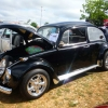 little black bug (#0306) - 1967 Beetle (Black)
