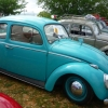 Charlie (#0314) - 1962 Beetle (Turquoise Blue)