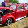 #0317 - 1960 Beetle (Beetle red rag top)