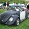 Rusty (#0402) - 1965 Beetle (Flat Black/White/Primer Grey/Rust)