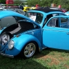 #0403 - 1964 Beetle (Blue Custom Rag Top)
