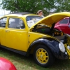 Shiner Inspired (#0404) - 1966 Beetle (Yellow)