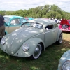 Chop Top 60 (#0407) - 1960 Beetle (Mostly Green)