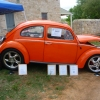 Generals Daughter (#0410) - 1964 Beetle (Orange)