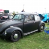 Bugzie (#0603) - 1971 Beetle (Flat Black Red Accents)