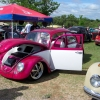 The Pink Panty-Dropper (#0609) - 1968 Beetle (Pink and White)