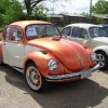 Classic 71 (#0625) - 1971 Beetle (candy orange and pearl white)