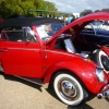 George (#0701) - 1961 Beetle (Ruby Red)