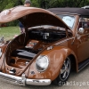Tootsie Roll (#0704) - 1963 Sephie Brown Porsche Beetle Convertible (June 2010 HotVW's cover car)