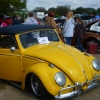 Live Strong (#0705) - 1962 Beetle (Yellow Convertible)