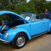 Little Blue (#0801) - 1971 Beetle (Marine Blue/Black Top)