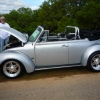 Quicksilver (#0812) - 1973 Beetle (Silver w/ Black Interior Convertible)