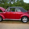 Bugggn (#0813) - 1979 Beetle (Lazer Red Convertible)