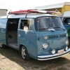 #1105 - 1974 Bay Window Bus (neptune blue panel)