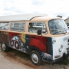 Lois (#1320) - 1970 Bay Window Bus Camper (Urban Camouflage)
