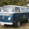 Julius (#1323) - 1973 Bay Window Bus Camper (Dallas Cowboys Camper)