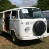 #1326 - 1977 Bay Window Bus Camper (bay westfallia)