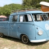 #1404 - 1959 Split Bus Double Cab (Dove Blue Doublecab Pickup)
