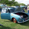 Otis (#1807) - 1968 Type 3 Squareback (Teal and Orange Squareback)