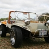 Cheeta Bug (#2009) - 1962 Fiberglass Buggy (Green, Gold, & Orange)