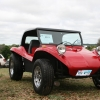 One Red Buggy (#2017) - 1981 Fiberglass Buggy (Red and Black)