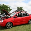 RED POLO (#2307) - 2006 (Red / VW Polo)