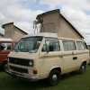 #2501 - 1982 Vanagon (Tan Diesel Westy)