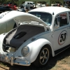 #0333 - 1965 white Beetle (herbie custom sedan)