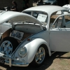 #0411 - 1966 Pearl White Beetle