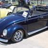 Karmann (#0709) - 1966 Blue Beetle Convertible