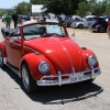 Ruby (#0711) - 1967 Poppy Red Beetle Convertible