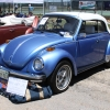 Gertie (#0806) - 1978 Ancona Blue with white top/interior/boot Beetle (Late Model/Super) Convertible