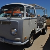 #1109 - 1972 Beige Bus (Bay Window) Baja
