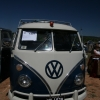 Nelly (#1201) - 1964 Blue/White Bus (Split Window) Camper