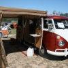 Bevo (#1204) - 1965 Orange and white Bus (Split Window) Camper