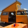 Mac (#1314) - 1976 Chrome Yellow Bus (Bay Window) Camper
