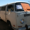 THE BRAVE LITTLE TOASTER (#1315) - 1971 White Bus (Bay Window) Camper