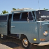#1324 - 1971 neptune blue Bus (Bay Window) Camper