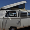 THE TEXAN (#1327) - 1971 Pastel White Bus (Bay Window) Camper