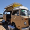 Manamana (#1328) - 1979 Beige Bus (Bay Window) Camper (Riviera Pop Top Camper)