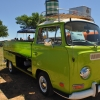 Kee-Wee (#1402) - 1970 Hippie Green Bus (Bay Window) Single Cab
