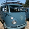 Big Blue (#1406) - 1964 Dove Blue Bus (Split Window) Double Cab