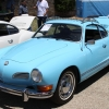 #1509 - 1973 Olympic Blue Karmann Ghia